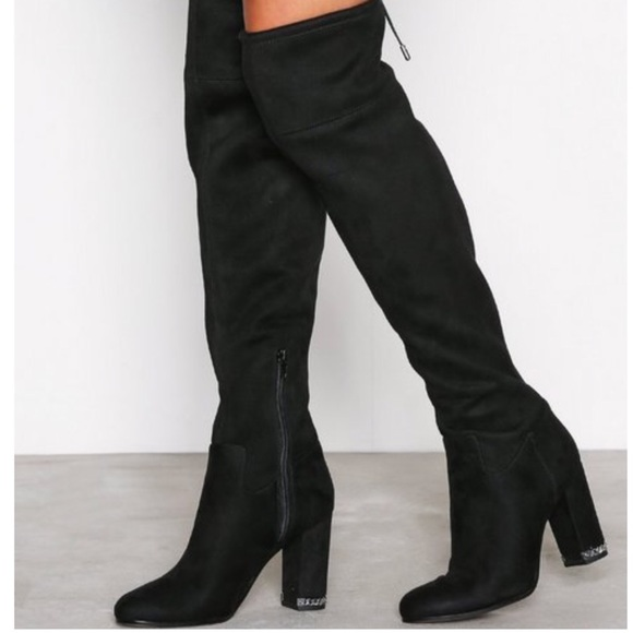42ceb9ac297f5 MICHAEL Michael Kors Jamie Over the Knee Boot. M 5b09f592fcdc31432fa14f39